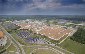 Smyrna Vehicle Assembly Plant