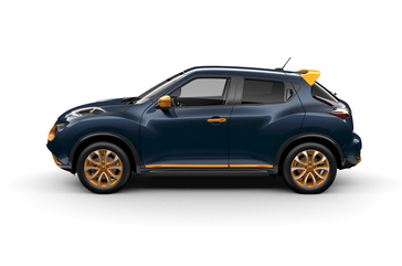 Nissan Derniers Modèles >> Juke